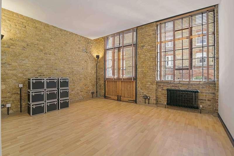 2 Bedrooms Apartment Flat for sale in Dufferin Street, London, EC1Y