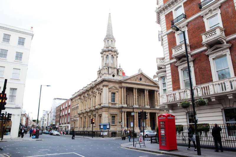 Restaurant Commercial for rent in George Street, Marylebone, W1H
