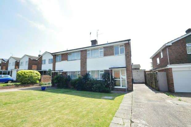 3 Bedrooms Semi Detached House for sale in Fowler Close, Earley, Reading