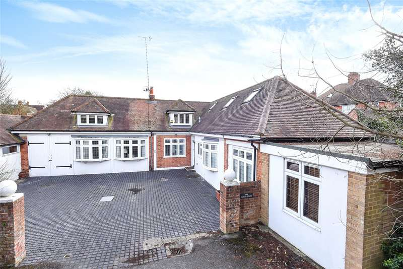 5 Bedrooms Detached House for sale in Vicarage Road, Reading, Berkshire, RG2
