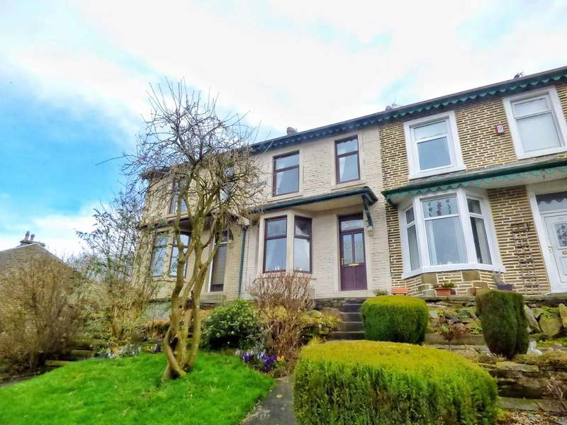 3 Bedrooms Terraced House for sale in Waterside Terrace, Bacup, Lancashire, OL13
