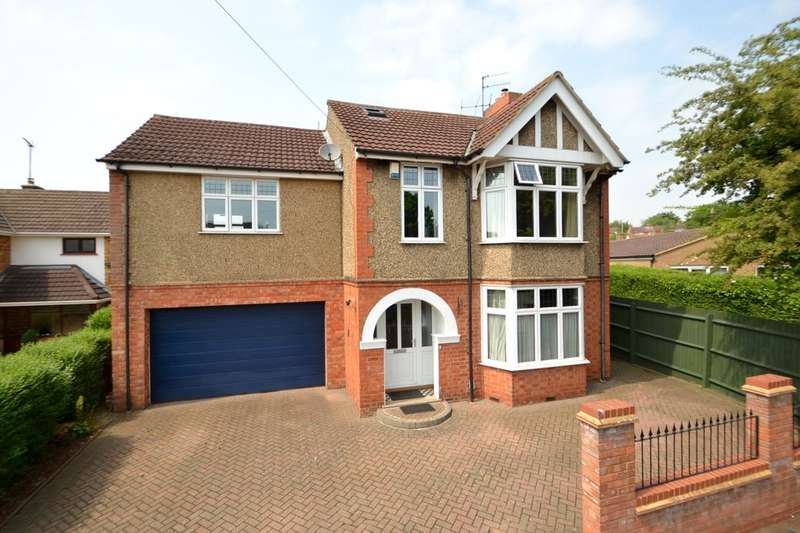 5 Bedrooms Detached House for sale in Boughton Green Road, Kingsthorpe, Northampton, NN2