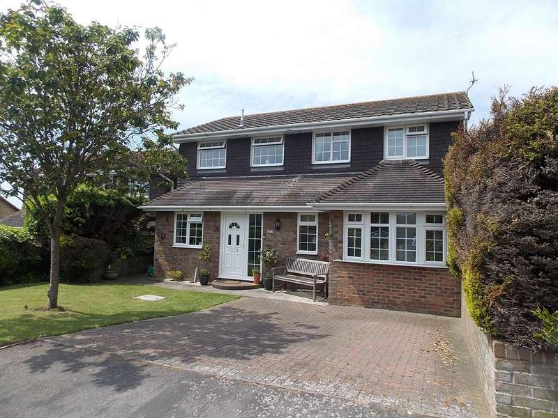 4 Bedrooms Detached House for sale in Rustic Park, Telscombe Cliffs, East Sussex