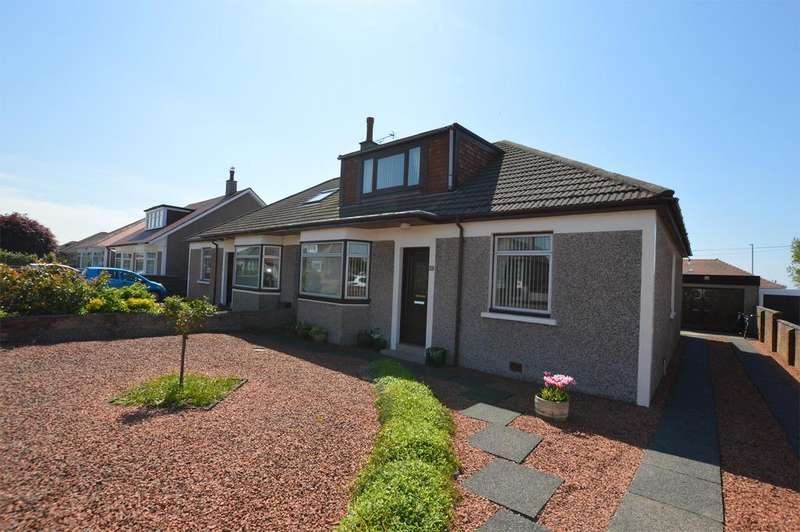 4 Bedrooms Semi Detached House for sale in 8 Dykesfield Place, Saltcoats, KA21 6DB