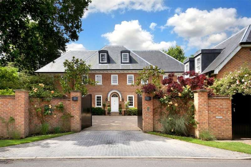 7 Bedrooms Detached House for sale in Priory Road, Sunningdale, Ascot, Berkshire