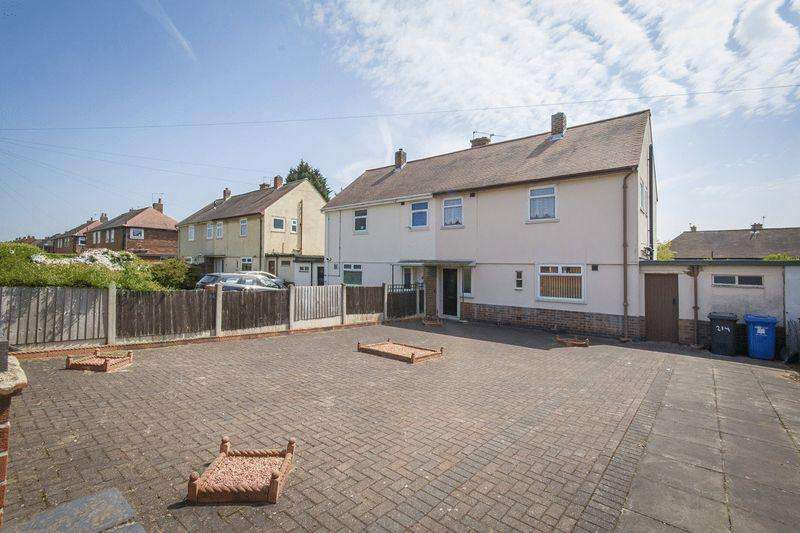 3 Bedrooms Semi Detached House for sale in MAX ROAD, CHADDESDEN