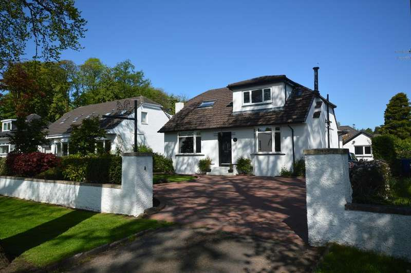 5 Bedrooms Detached Bungalow for sale in Drymen Road, Balloch G83 8JY