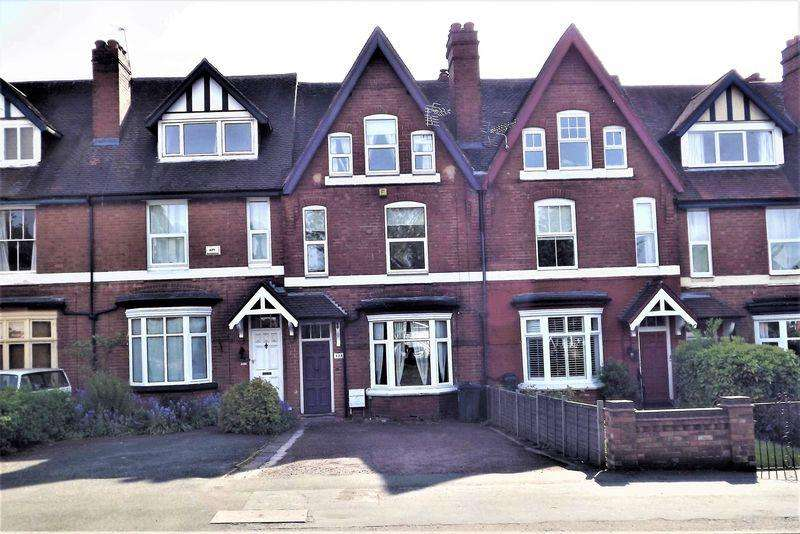 5 Bedrooms Terraced House for sale in Chester Rd, Sutton Coldfield
