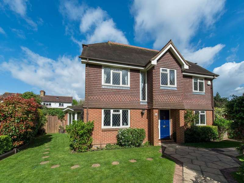 4 Bedrooms Detached House for sale in Mallard Way, South Wallington