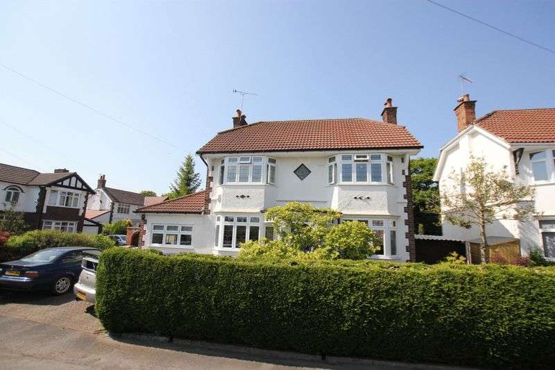 3 Bedrooms Property for sale in Dale Road, Bromborough, Wirral