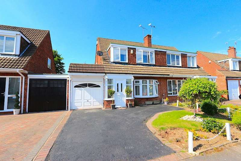 3 Bedrooms Detached House for sale in Boyers Walk, Leicester Forest East