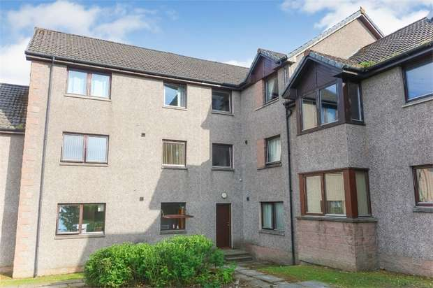 1 Bedroom Flat for sale in Green Road, Huntly, Aberdeenshire