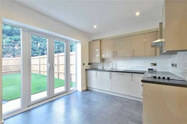 2 Bedrooms Terraced House for sale in SMALL DEVELOPMENT, LESS THAN 1 MILE TO CROSS RAIL, Iver, Buckinghamshire