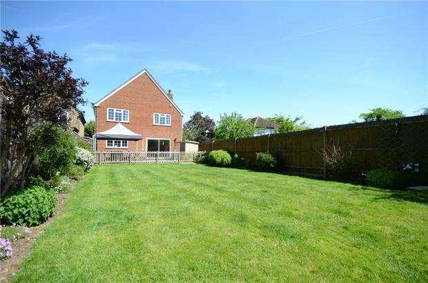 4 Bedrooms Detached House for sale in Hogfair Lane, Burnham, Slough