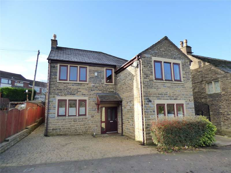 4 Bedrooms Detached House for sale in Staley Road, Mossley, Ashton-under-Lyne, OL5