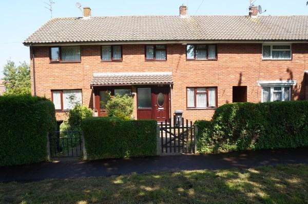 3 Bedrooms House for sale in Selbrooke Crescent, Oldbury Court, Bristol, BS16 2PS