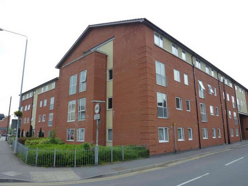 2 Bedrooms Apartment Flat for sale in Sovereign Court, Loughborough