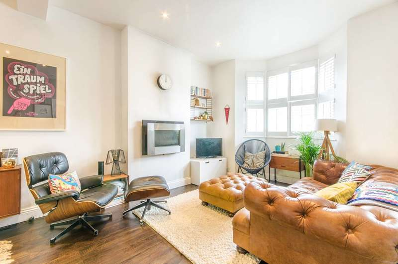 3 Bedrooms House for sale in Granville Road, Walthamstow Village, E17