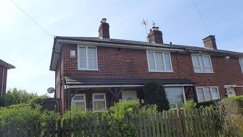 3 Bedrooms Semi Detached House for sale in Trevenna Way, Wrexham