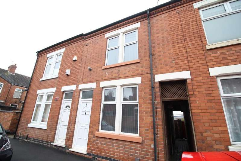 2 Bedrooms Terraced House for sale in Edward Street, Loughborough