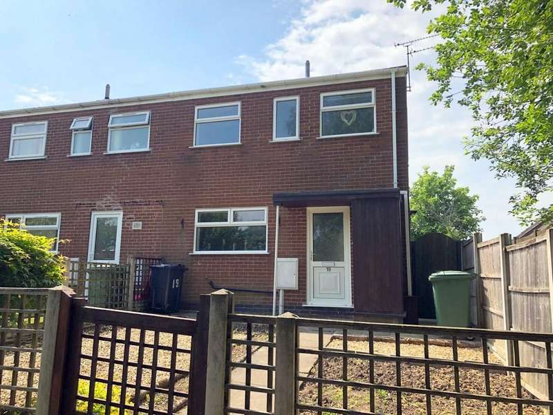 3 Bedrooms End Of Terrace House for sale in Normanton Avenue, Alfreton