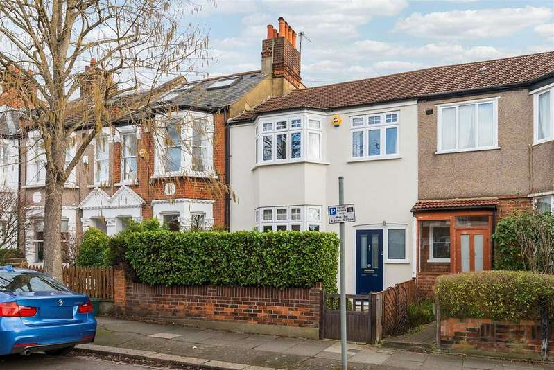 3 Bedrooms Terraced House for sale in Evelyn Road, Wimbledon