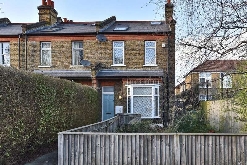 2 Bedrooms Flat for sale in Carnac Street, West Norwood