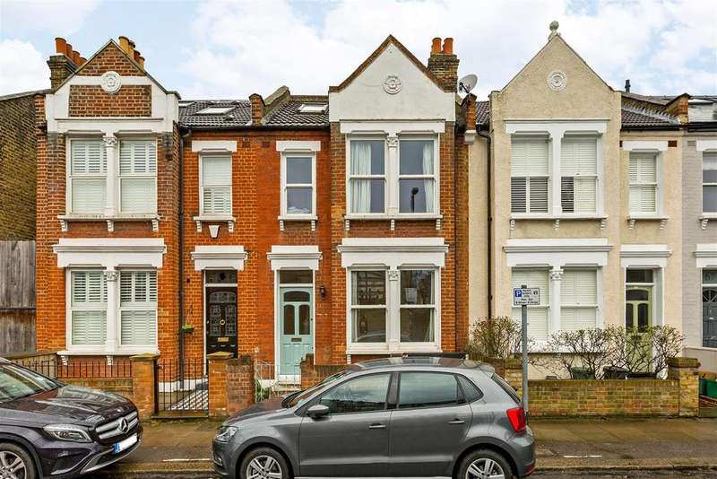 4 Bedrooms Terraced House for sale in Ashcombe Road, Wimbledon