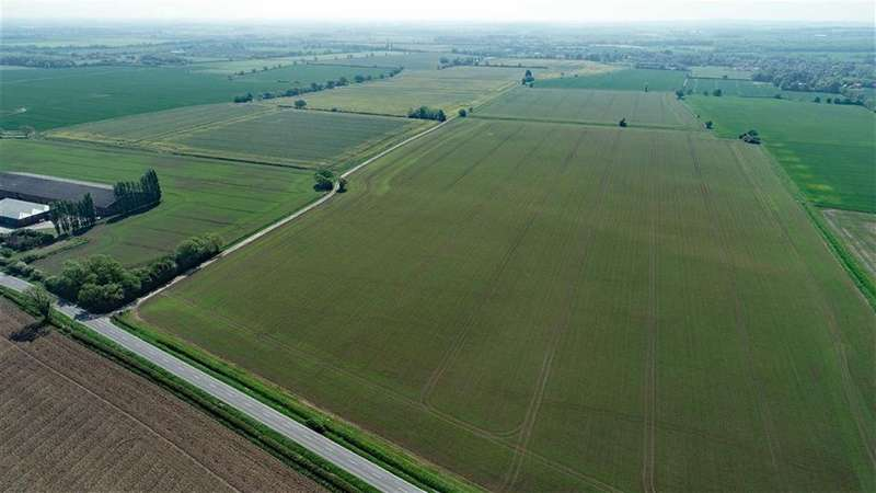 Land Commercial for sale in Land At Legbourne, Near Louth, Lincolnshire