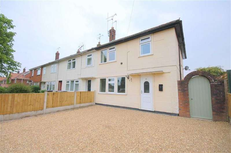2 Bedrooms Semi Detached House for sale in Sweet Briar Crescent, Wistaston Green, Crewe