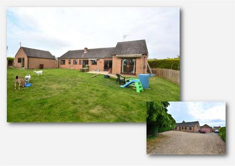 4 Bedrooms Detached Bungalow for sale in Watlington