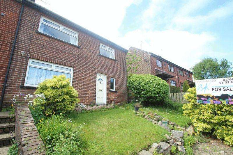 2 Bedrooms Semi Detached House for sale in Westgate, Rochdale OL12 8UP