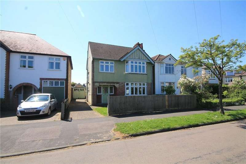 3 Bedrooms Detached House for sale in Hurst Park Avenue, Cambridge, CB4