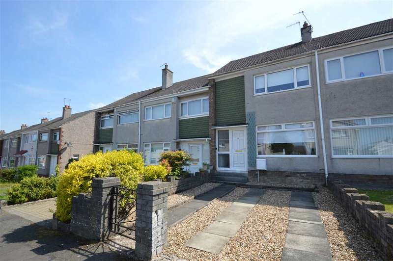 2 Bedrooms Terraced House for sale in Landsdowne Road, Larkhall, Larkhall