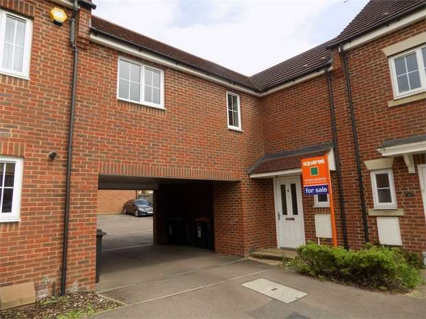 3 Bedrooms Terraced House for sale in Sandpiper Way, Leighton Buzzard, Bedfordshire