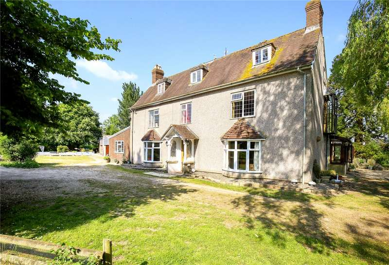 7 Bedrooms Equestrian Facility Character Property for sale in Braydon, Swindon, Wiltshire, SN5