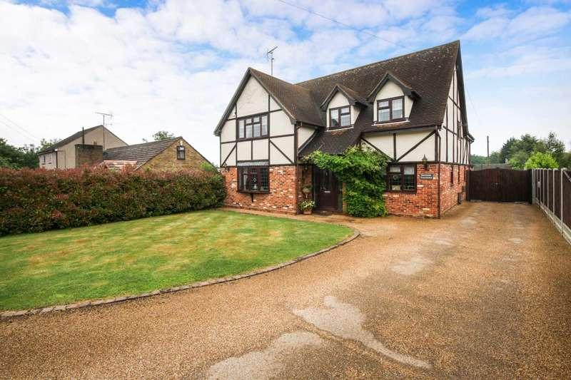 5 Bedrooms Detached House for sale in Gardiners Lane North, Ramsden Crays