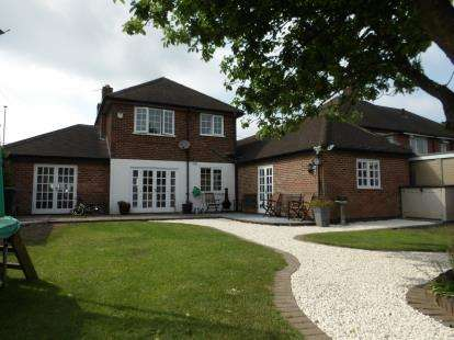 4 Bedrooms Detached House for sale in Thornborough Road, Coalville