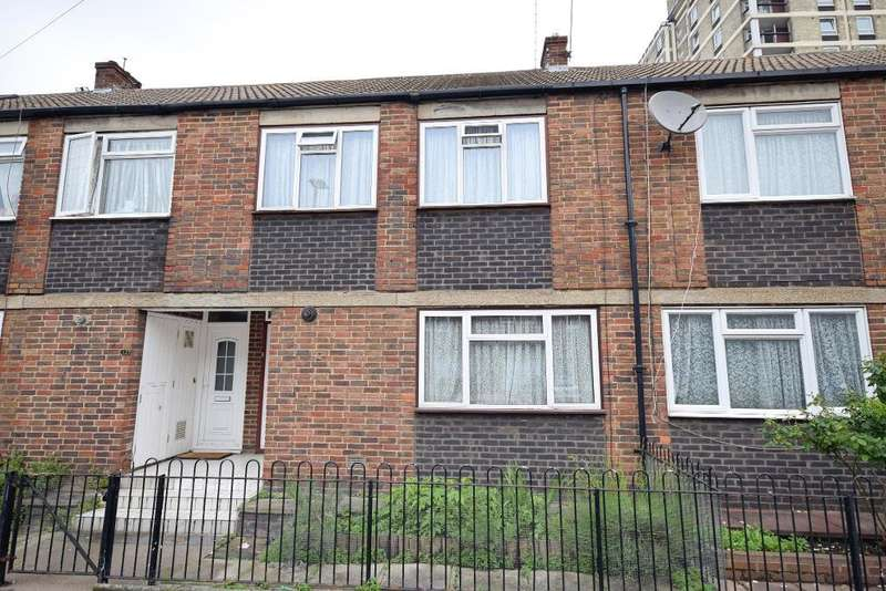 3 Bedrooms Terraced House for sale in Pelly Road, London, E13 0LH