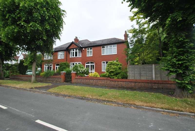 4 Bedrooms Semi Detached House for sale in Grantham Avenue, WALTON, Warrington, WA4