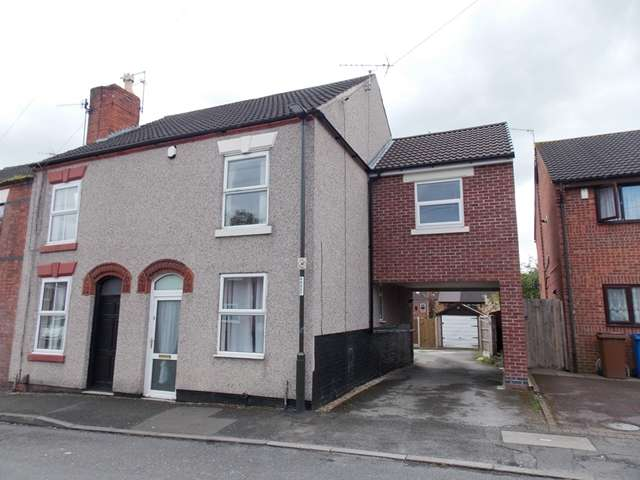 4 Bedrooms Terraced House for sale in Ash Street, Ilkeston