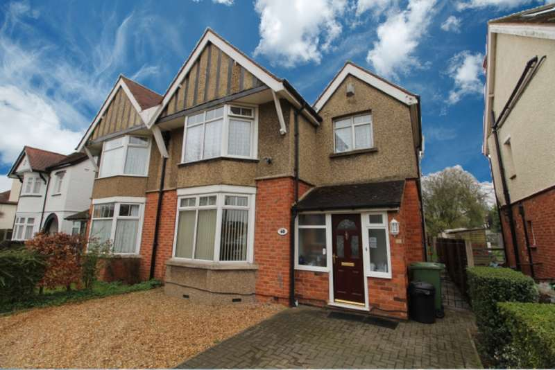 4 Bedrooms Semi Detached House for sale in Wolverton Road, Newport Pagnell, Buckinghamshire