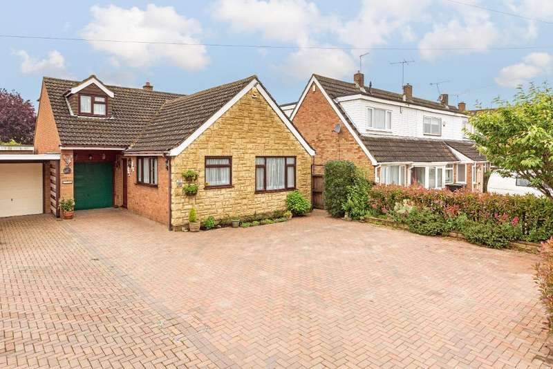 4 Bedrooms Detached Bungalow for sale in Sampshill, Westoning, Bedfordshire, MK45 5LF