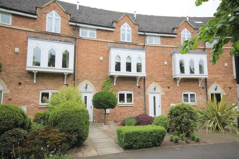 4 Bedrooms Town House for sale in St. Lukes Crescent, Sedgefield