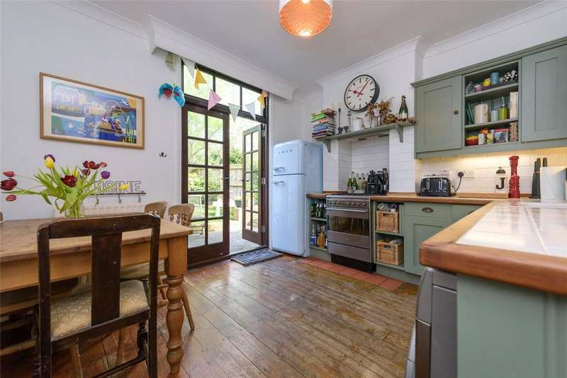 2 Bedrooms Flat for sale in Ancona Road, London, NW10
