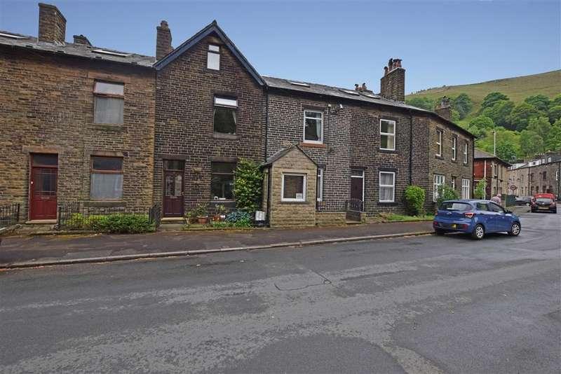 3 Bedrooms Terraced House for sale in Wood Lea, Todmorden OL14