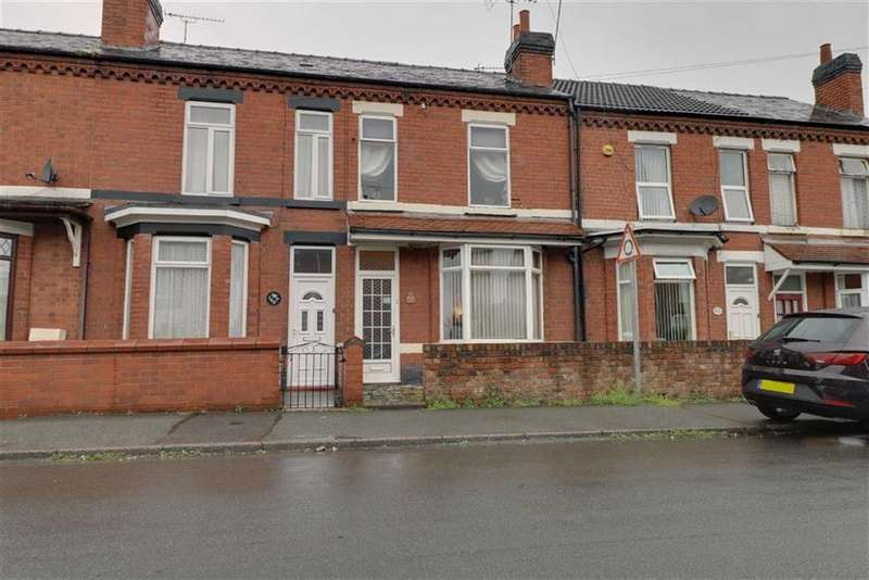 2 Bedrooms Terraced House for sale in Minshull New Road, Crewe