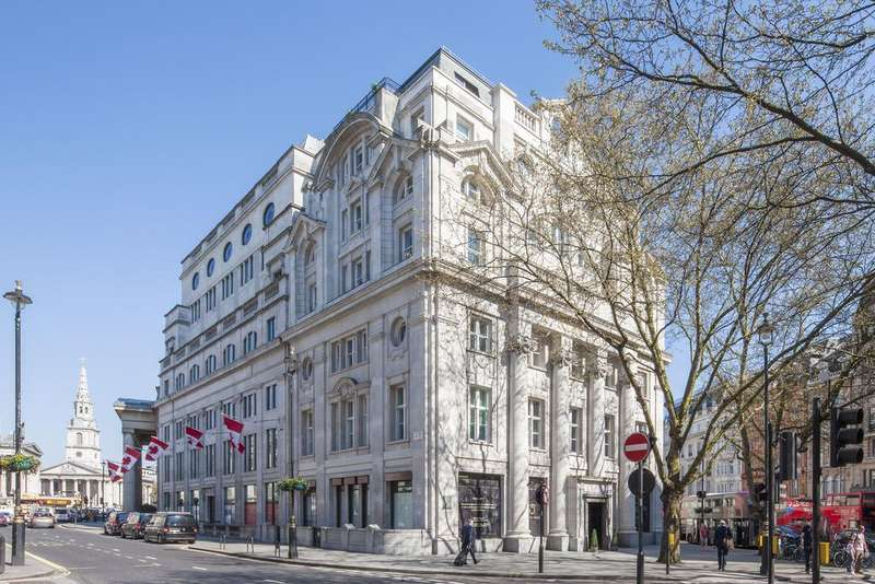2 Bedrooms Flat for sale in Cockspur Street, London. SW1Y