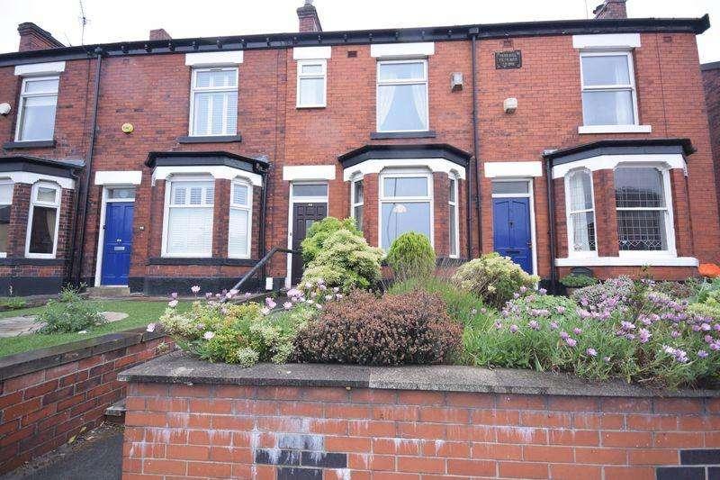 2 Bedrooms Terraced House for sale in Rochdale Road East, Heywood