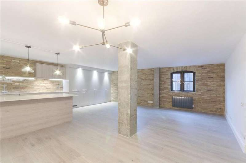 2 Bedrooms Flat for sale in Vogans Mill Wharf, 17 Mill Street, London, SE1